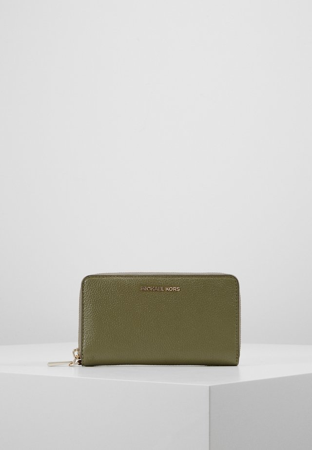 FLAT CASE - Portefeuille - army green