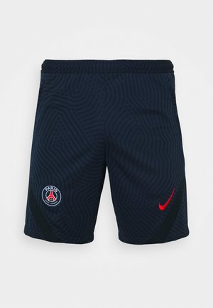 PARIS ST GERMAIN DRY SHORT - Korte broeken - dark obsidian/university red