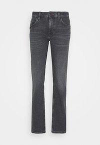 Tommy Hilfiger - SLIM BLEECKER AGAR  - Slim fit jeans - black denim - 3