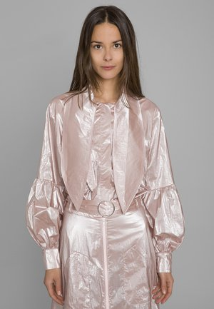 LONNA - Button-down blouse - nude