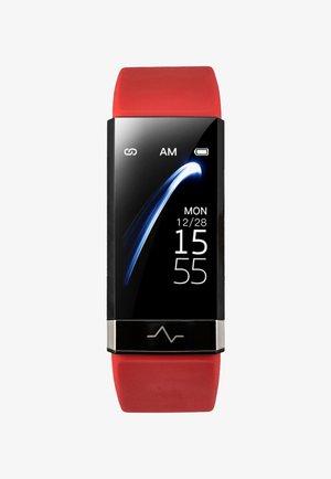 Smartwatch - czerwony