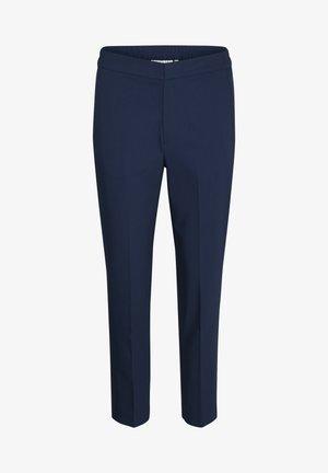 ZELLAIW FLAT  - Trousers - ink blue
