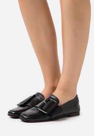NINA - Scarpe senza lacci - schwarz