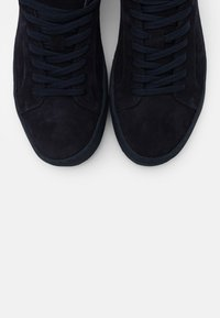 Selected Femme - SLFDONNA NEW TRAINER - Trainers - dark sapphire - 5