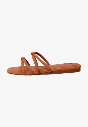 MIMI - Sandals - mandarine