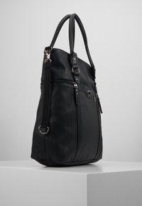 Kidzroom - DIAPERBAG KIDZROOM PRECIOUS - Baby changing bag - black - 3
