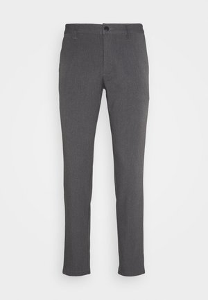 GOLFORD - Trousers - charcoal mix