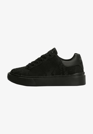 HAIZLY PYTHONPRINT - Sneakers basse - schwarz