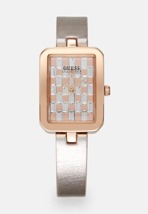 LADIES JEWELRY - Klokke - rosegold-coloured