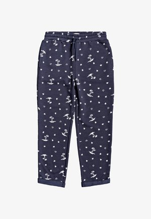 WITHOUT ME  - Tracksuit bottoms - mood indigo sanpay