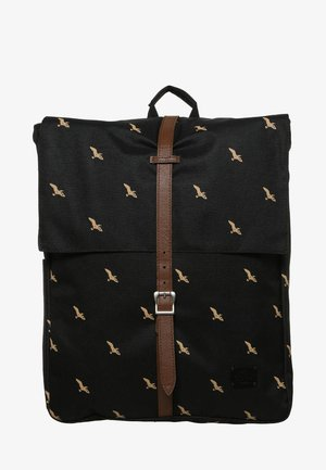 MANHATTAN - Mochila - bird black