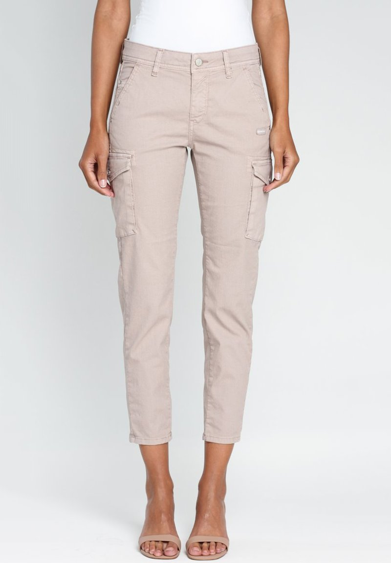 Gang - AMELIE - Cargo trousers - pink