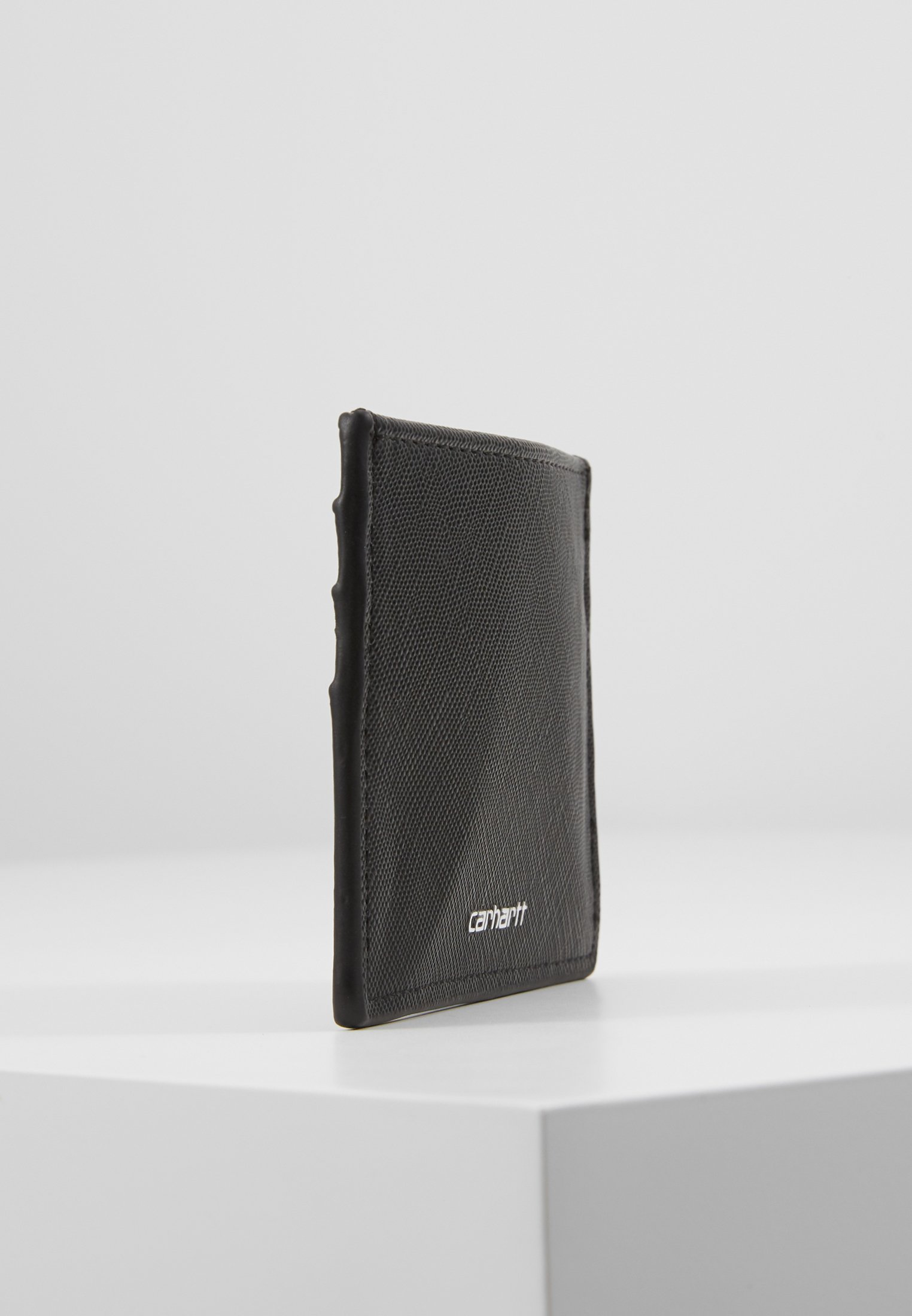 Carhartt WIP COATED CARD HOLDER - Lommebok - black/svart 2fvvttPEMJgEcOp