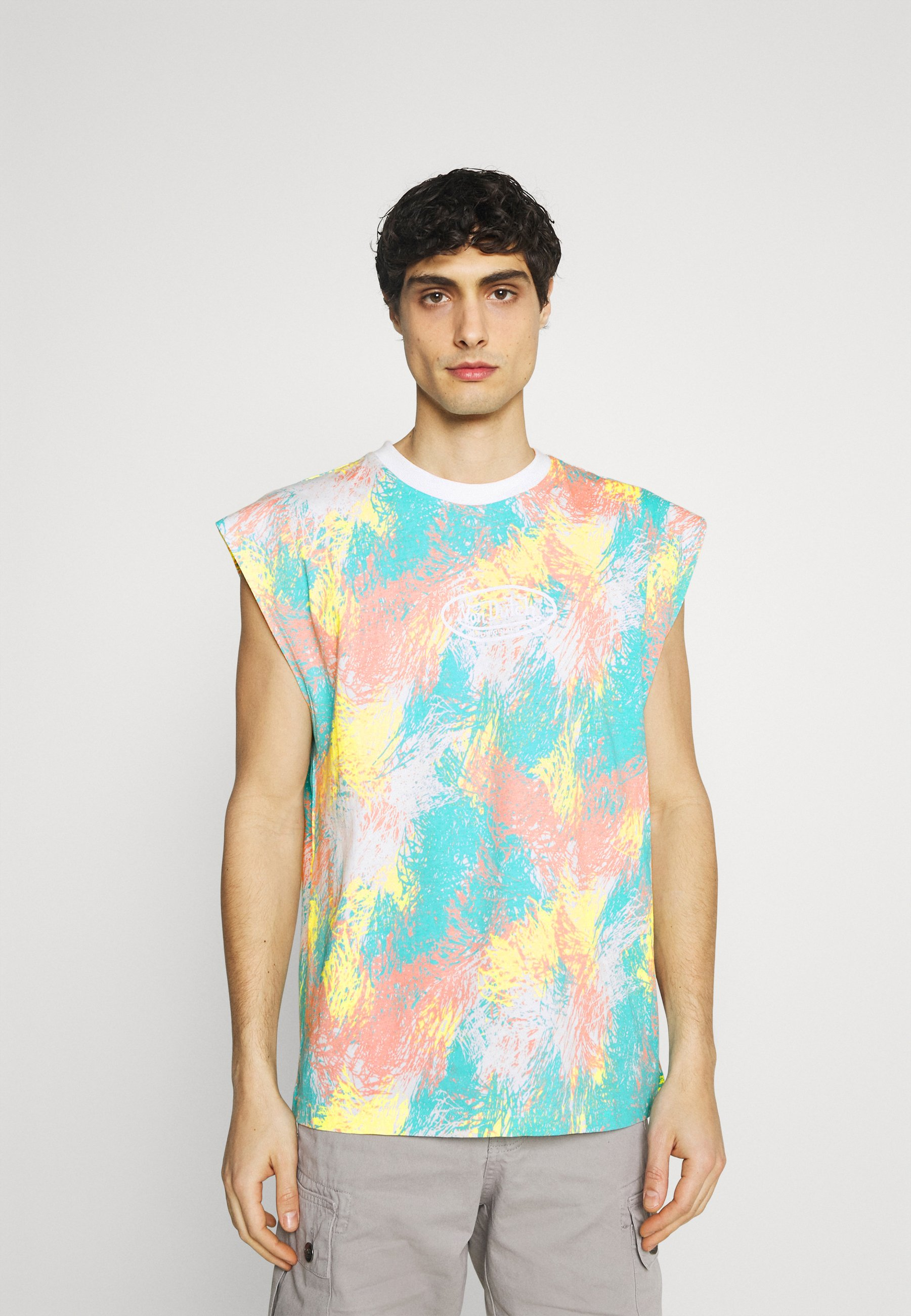 Men ALI - Print T-shirt