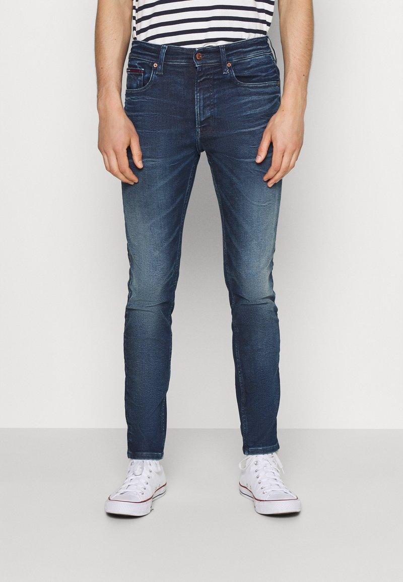 Tommy Jeans - SIMON SKINNY - Jeans Skinny Fit - denim