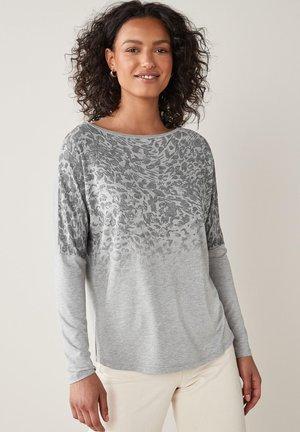 DOLMAN  - Maglietta a manica lunga - grey
