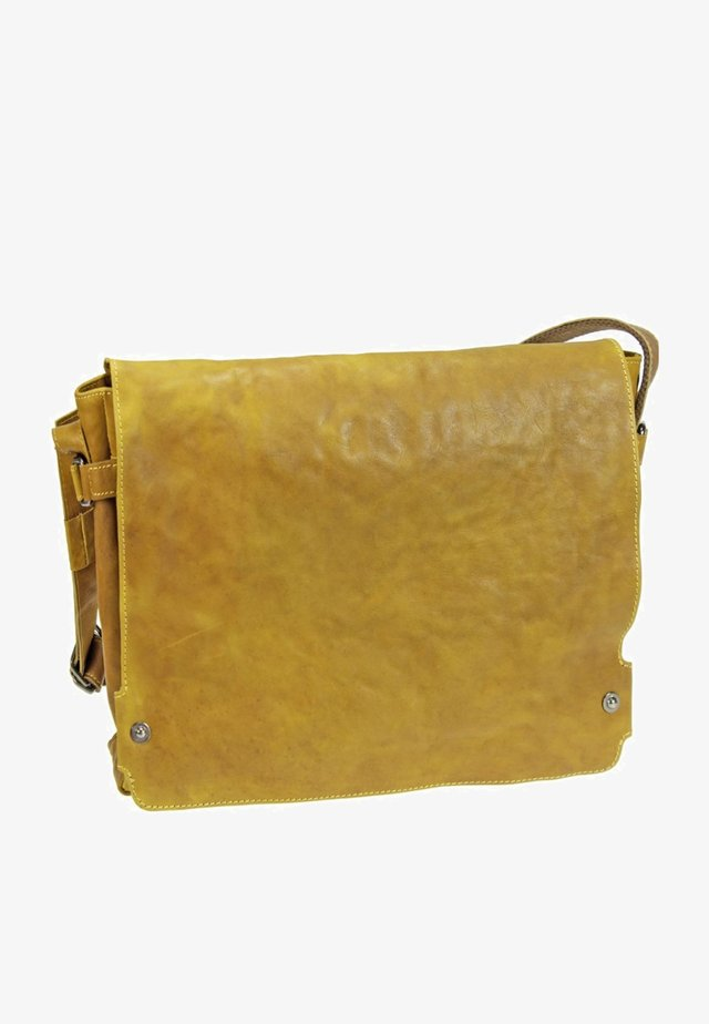 PULL UP MESSENGER - Borsa a tracolla - rusty