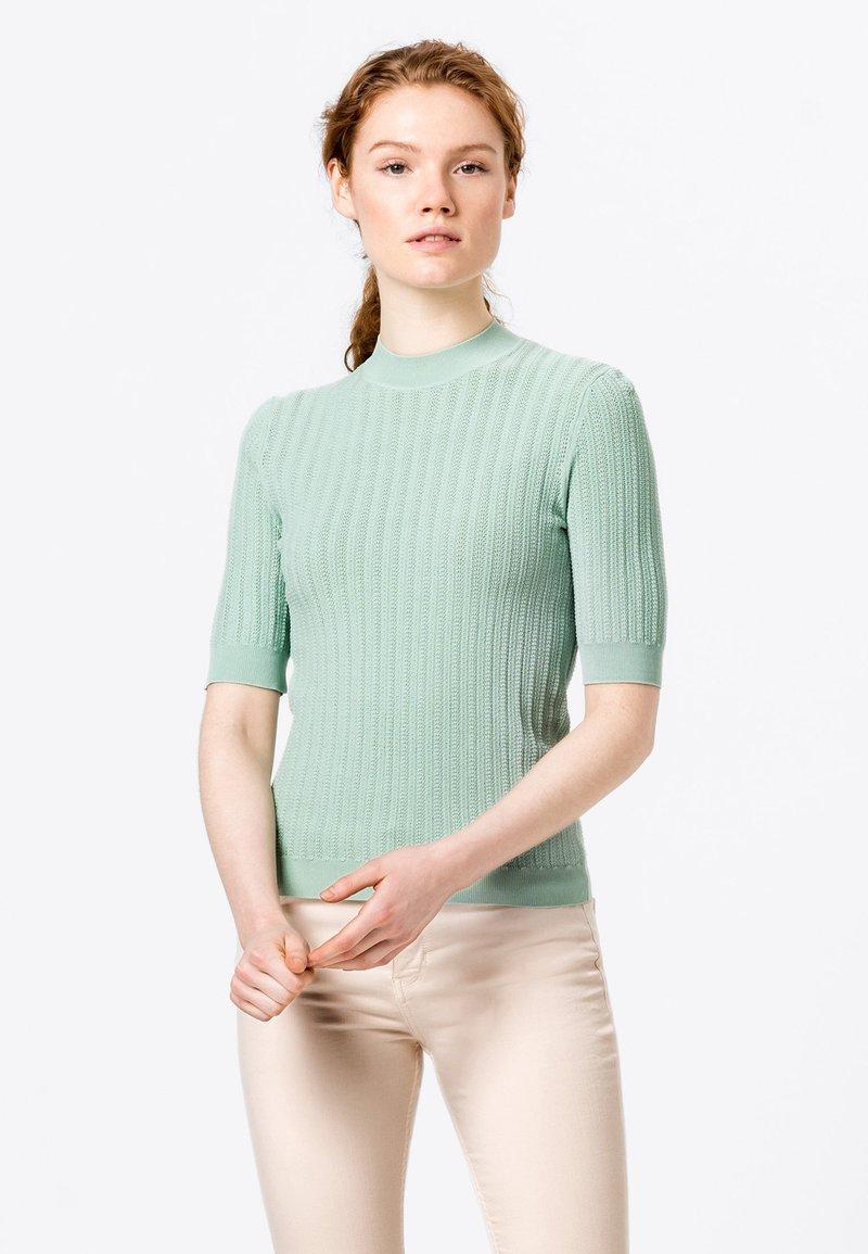 HALLHUBER - Sweatshirt - dusty mint