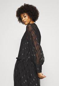 Love Copenhagen - LCAGAFIA DRESS - Cocktail dress / Party dress - pitch black - 3