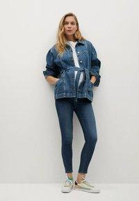 Mango - PITIMAT-I - Jeans Skinny Fit - mittelblau - 0