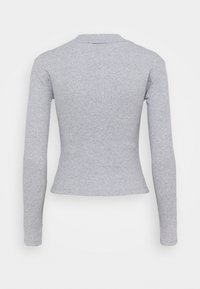 Trendyol - Long sleeved top - gray - 1