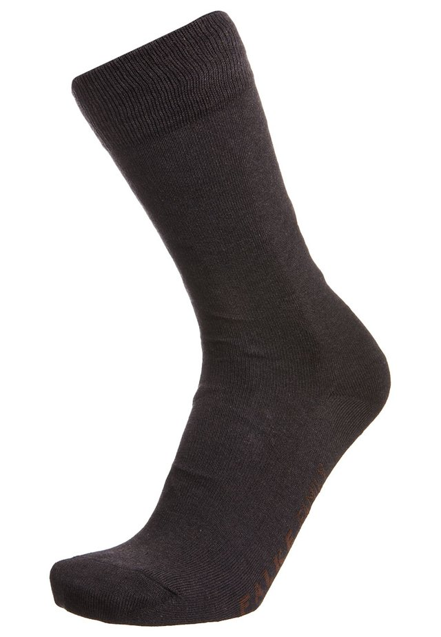 FAMILY - Socks - dark brown