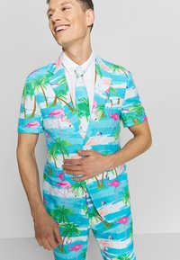 OppoSuits - SUMMER FLAMINGUY - Costume - light blue - 7