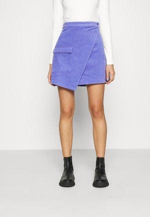 JASMIN AZIZAM MINI SKIRT - A-line skirt - violet