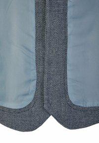 Calamar - Suit waistcoat - blue denim - 3