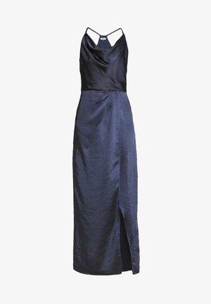 ALVIA DRESS - Společenské šaty - navy