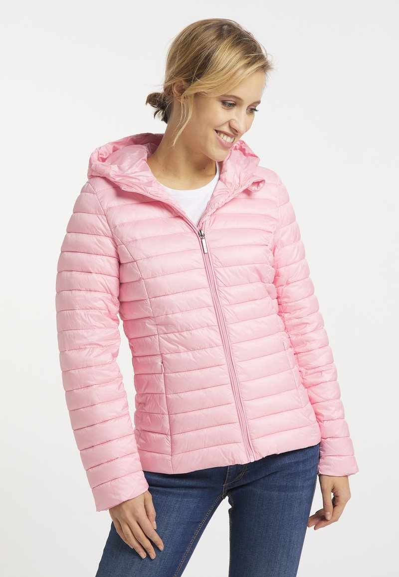 usha - Winter jacket - rosa