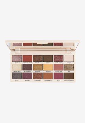 I HEART REVOLUTION TASTY PALETTE LATTE - Eyeshadow palette - multi