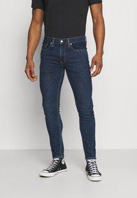 Levi's® - 519™ EXT SKINNY HI BALLB - Jeans Skinny Fit - goth he bad od adv - 0