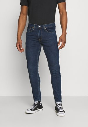 519™ EXT SKINNY HI-BALL B - Jeansy Skinny Fit - goth he bad od adv