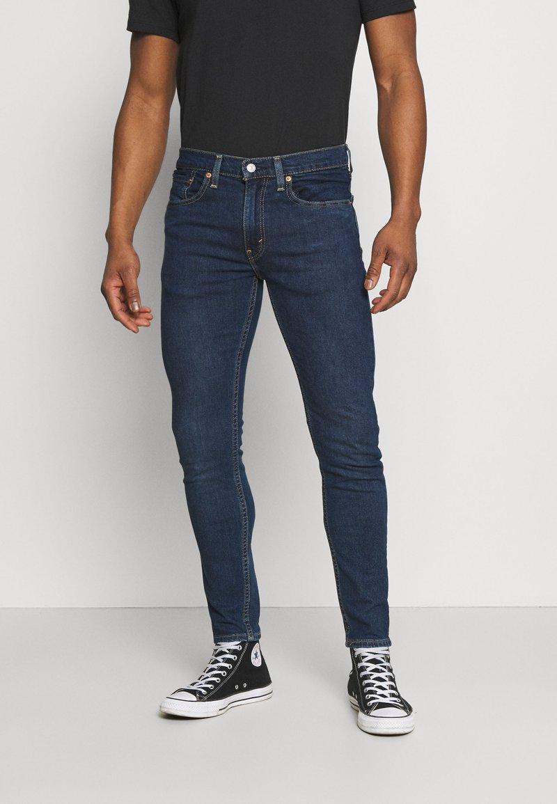 Levi's® - 519™ EXT SKINNY HI BALLB - Jeans Skinny Fit - goth he bad od adv