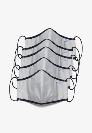 5 PACK - Community mask - mittelgrau