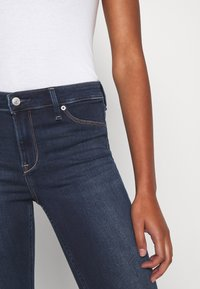 Abercrombie & Fitch - DARK CLEAN - Jeans Skinny Fit - indigo - 4