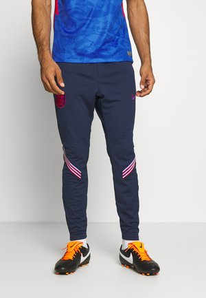 ENGLAND DRY PANT - National team wear - midnight navy/challenge red/sport royal