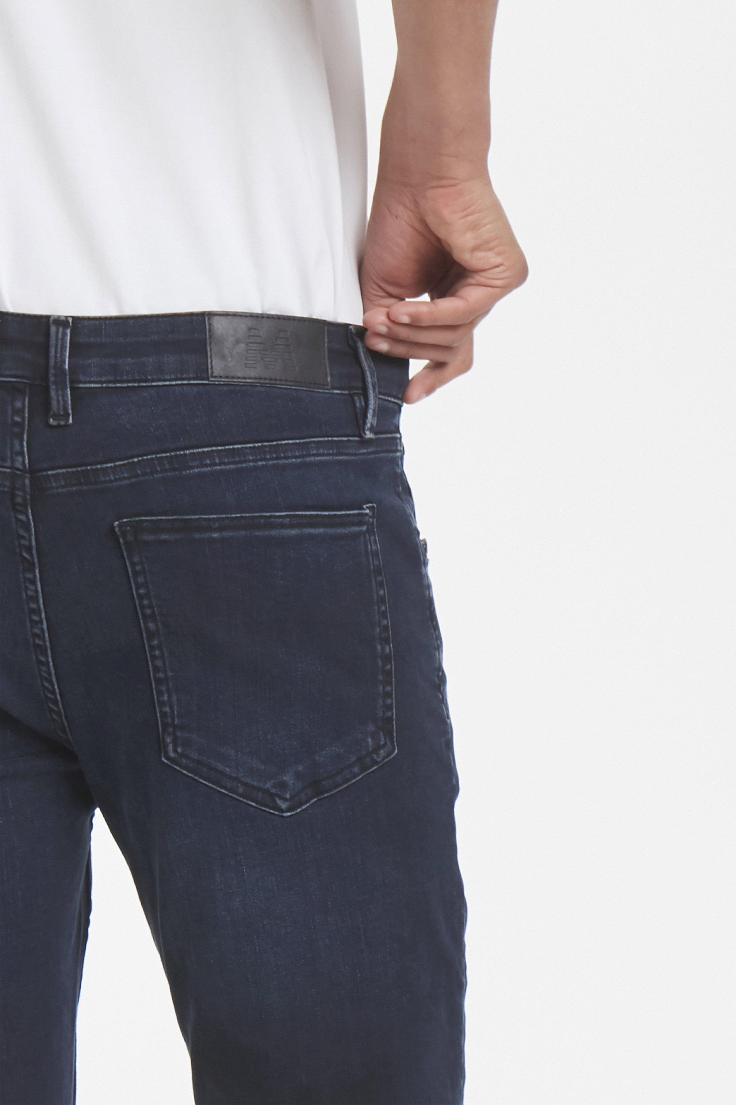Uomo PRISTON  - Jeans slim fit