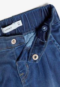 Name it - Jeans straight leg - dark blue denim - 3
