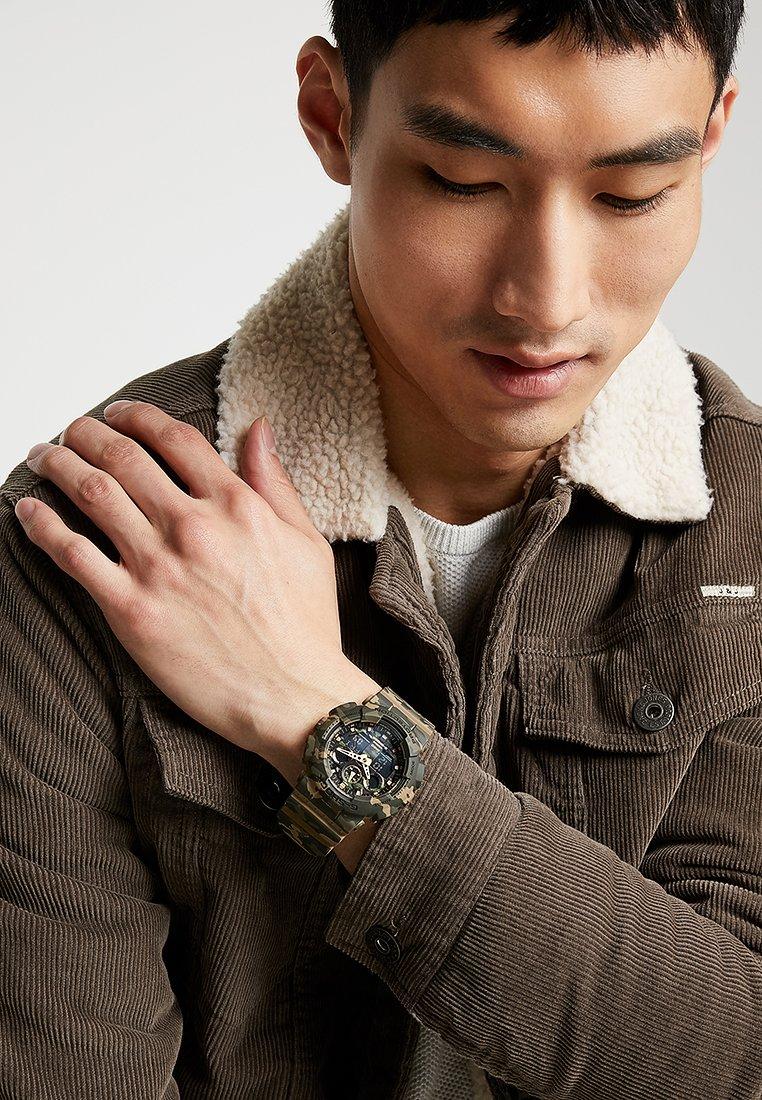 G-SHOCK - Chronograph watch - camo