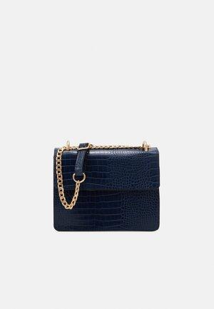 Across body bag - navy blue