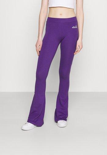 WILMA - Leggings - Trousers - purple