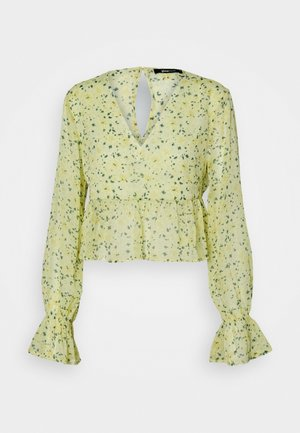 EXCLUSIVE ARCHER - Blouse - yellow