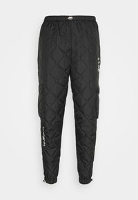 Grimey - FIRE PADDED PANTS - Trousers - black - 0
