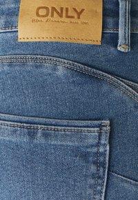 ONLY - ONLDAISY LIFE PUSH UP - Jeans Skinny Fit - medium blue denim - 5