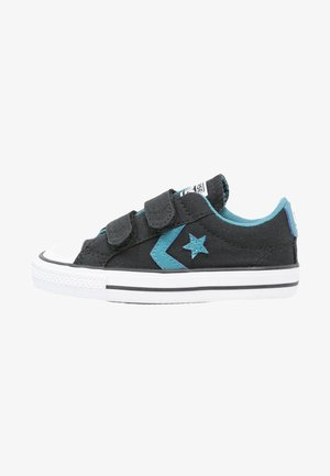 CONS STAR PLAYER - Trainers - black/seaside blue/white