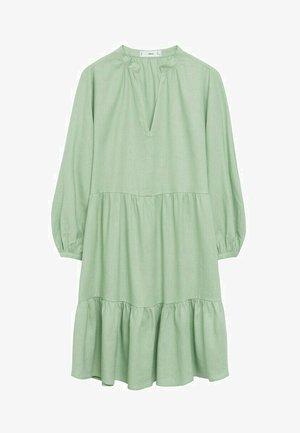 Denní šaty - zielony