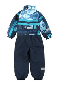 Reima - KIDDO WINTER SNOWY UNISEX - Snowsuit - navy - 4