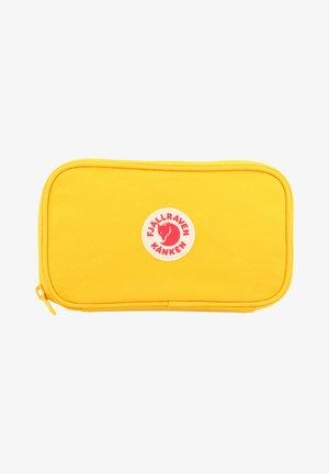 GELDBÖRSE KANKEN  - Wallet - warm yellow